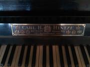 Продам немецкое пианино Carl H. Hintze Berlin Hoflieferant СРОЧНО!
