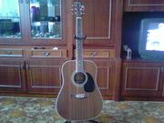 продам шестиструнную гитару в отличном состоянии